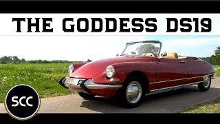 citroën ds 19 cabriolet dusine 1961 henri chapron full test drive in top gear scc tv
