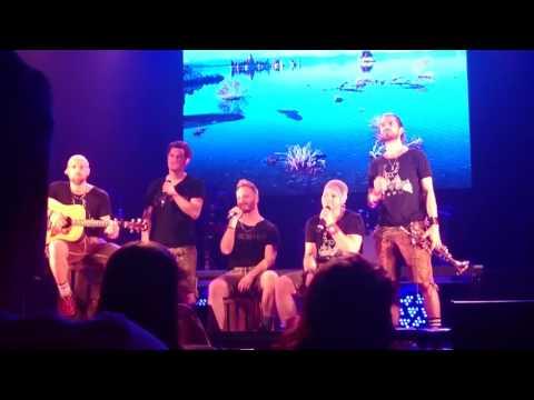 Voxxclub das letzte Lied Fürth 2016