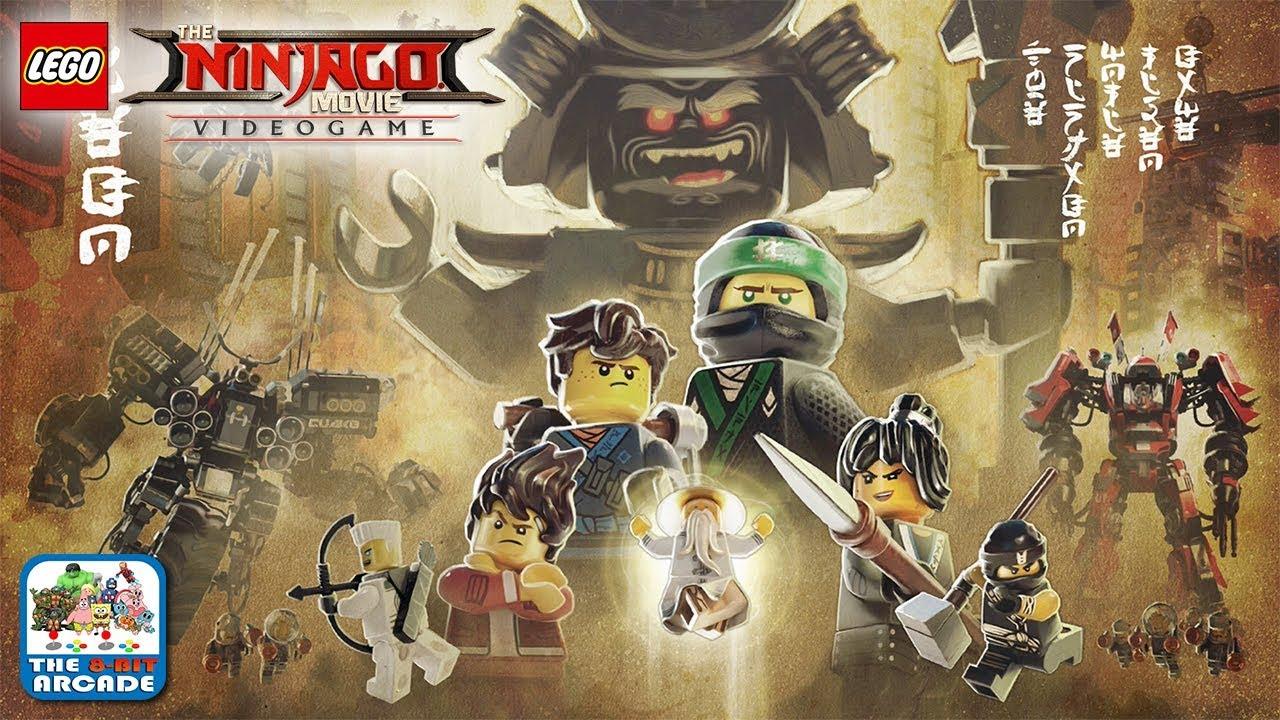 The Lego Ninjago Movie Videogame Ninjas Assemble Xbox One