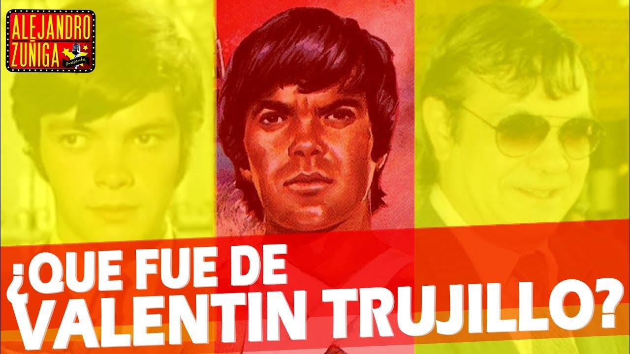 QUE FUE DE VALENTÍN TRUJILLO!! Actor De Cine Mexicano