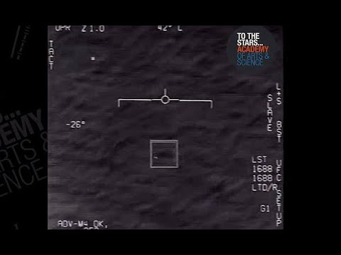 Pilot of US Navy jet shocked by mysterious object