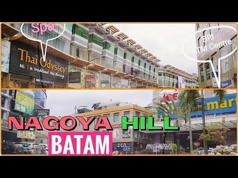 AR Map NAGOYA HILL Mall Batam - Video Map