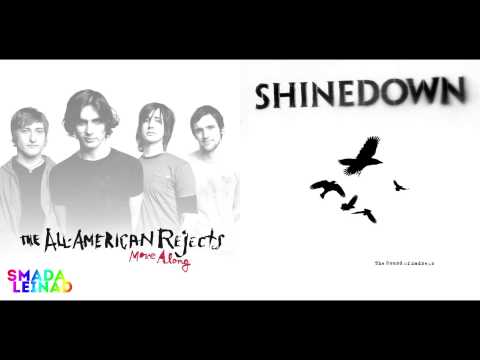 The All-American Rejects vs. Shinedown - A Second Chance to Move Along