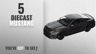 Top 10 Diecast Mustang [2018]: Maisto 2015 Ford Mustang GT Diecast Vehicle