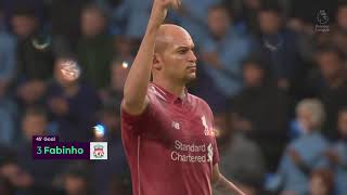 MANCHESTER CITY v LIVERPOOL FIFA19 GAME PLAY