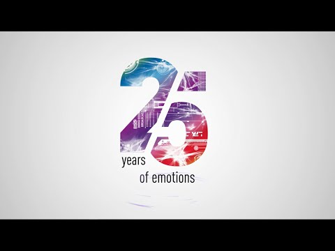 EVS 25 Years   25 Years Of Emotion