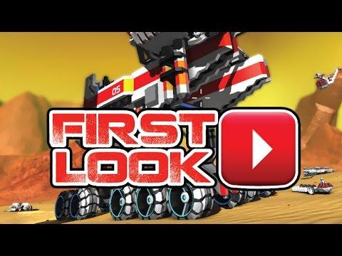 Robocraft - Gameplay First Look