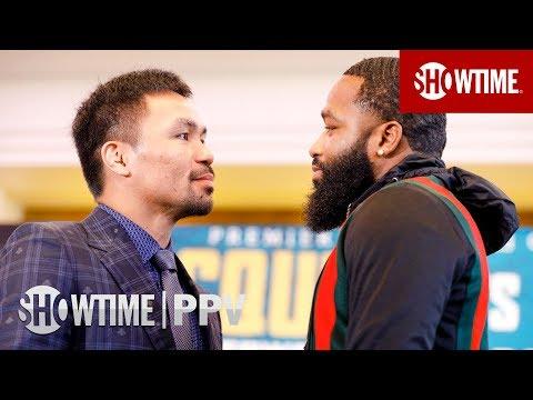 The Bushman Show - Preview: Pacquiao vs Broner