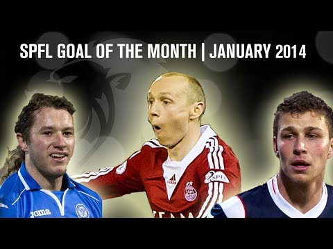 Goal of the Month | January 2014 | Comment Below to Vote!
