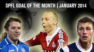 Goal of the Month   January 2014   Comment Below to Vote!