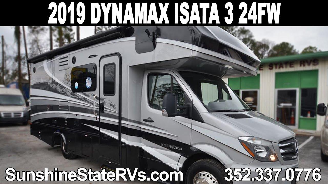 New 2019 Dynamax Isata 3 Series - 24FW Class B Plus RV