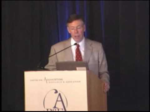 2007 CARE Conference: Greg Jonas, Moody's Investor Service, part 2