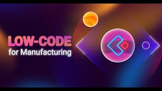 Low-code for manufacturing   Custom ERP solutions   Zoho Creator