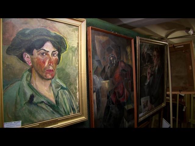 Коллекция живописи и скульптуры Пермской галереи