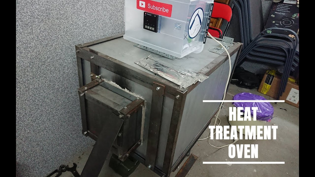 Diy Bugdet Heat Treatment Oven For Knife Making