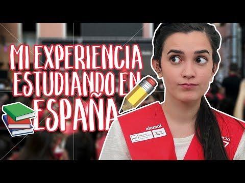ESTUDIAR en BARCELONA: mi experiencia haciendo un MÁSTER | Mariana Clavel