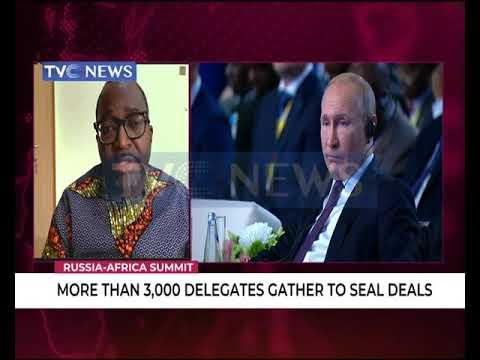 Ademola Oshodi speaks on Russia-Africa Summit