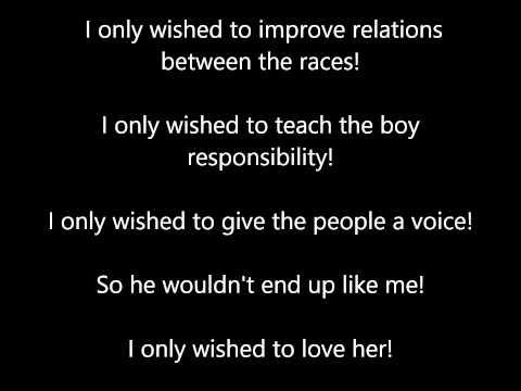 Twisted - Lyrics (Starkid's Twisted)