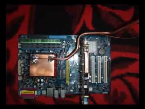 freon CPU cooling