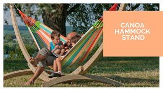 La Siesta Canoa - Stand For Hammocks