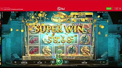 Lara Croft Temples and Tombs slot review