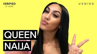 """Queen Naija """"Pack Lite"""" Official Lyrics & Meaning 