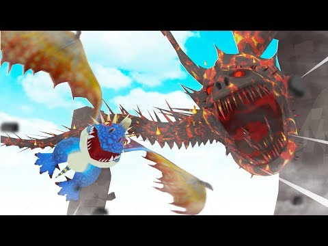 CATCHING An Evil SCREAMING DEATH DRAGON - Minecraft Dragons