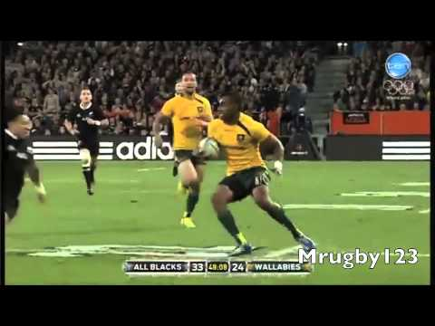 Tevita Kuridrani Tribute | Fijian Beast