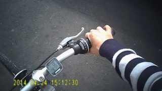 Головокружительная прогулка на велосипеде по Парижу(Видео для семьи: с папой и Галей., 2014-05-08T19:18:56.000Z)