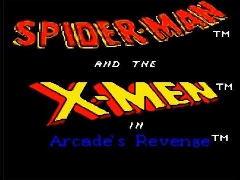 Spider - Man & X-Men - Arcade's Revenge (Sega Game Gear)