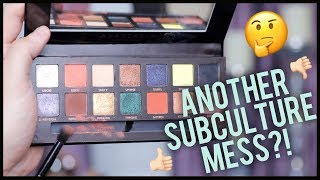 NEW ANASTASIA PRISM PALETTE... ANOTHER SUBCULTURE? Hit or Miss?