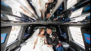 Alvin + Michelle | Onsite Wedding Photos Diamond Hotel Philippines | The Manila Cathedral