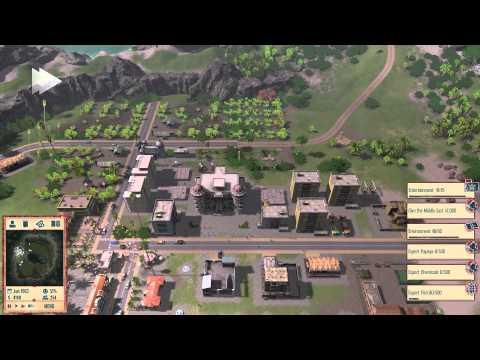 Tropico 4 - Episode 4 - Month Long Tornado! |