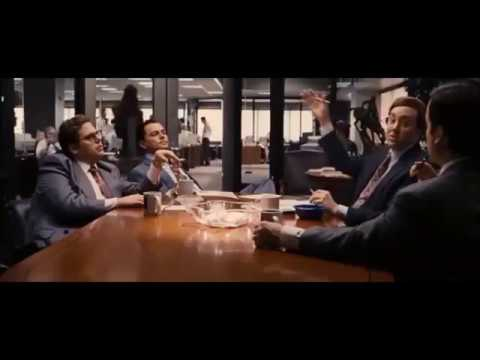 """Wolf Of Wall Street - Freaks , """"One Of Us"""" Scenes Compared"""