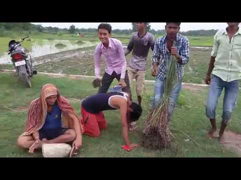 सईया हमार मिस्त्री हों || Saiya hamar mistiri ho || Bhojpuri Comedy || Ara jila