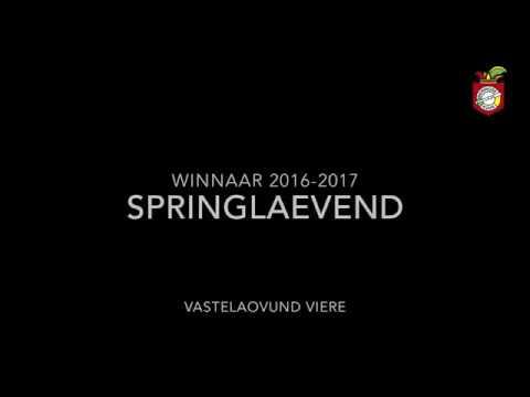 Winnaar liedjesfestival Beringe - 2016 2017
