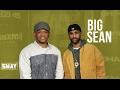 Big Sean Judges Rising Rapper Oswin Benjamin Live On-Air video & mp3