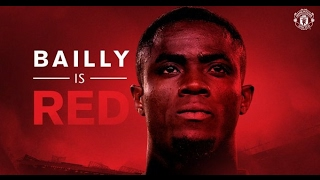 Eric Bailly Chant: He's our number 3, His name is Eric Bailly‬