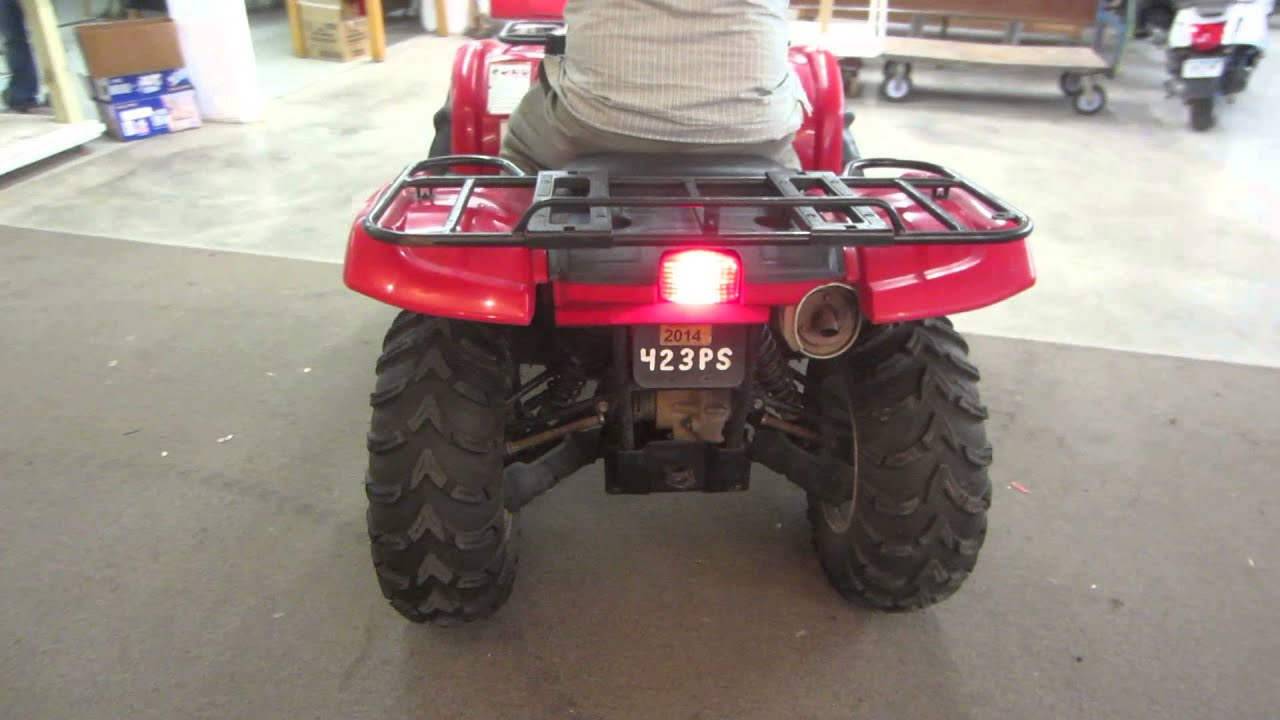 2006 yamaha grizzly 660 4x4 atv youtube for 2006 yamaha grizzly 660 value