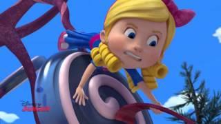 vuclip Goldie și Ursuleț - Evitând-o pe Candy. Doar la Disney Junior!