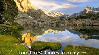 500 miles Peter, Paul and Mary