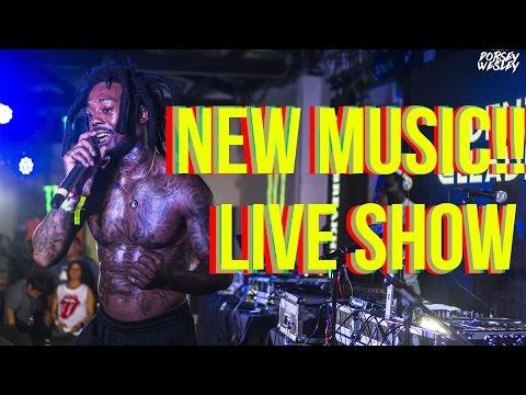 Deniro Farrar -  NEW MUSIC!!!! - LIVE CONCERT