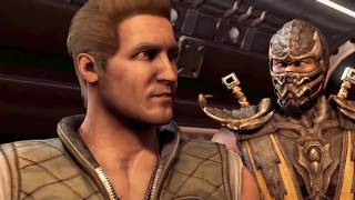 Mortal Kombat X Full Movie 2016 All Cutscenes REMASTERED Mortal Kombat XL Edition