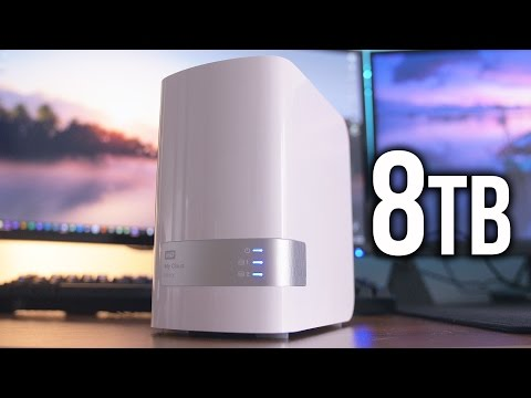 WD My Cloud Mirror 8TB - Our New Backup NAS