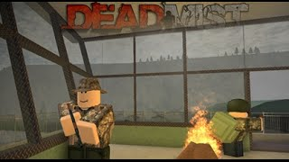 """ROBLOX: Dead Mist EP.2 """"Blood Brothers"""""""