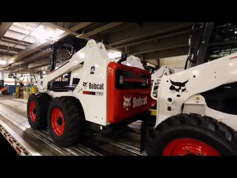 On the Line: Bobcat Company Manufacturing Facility