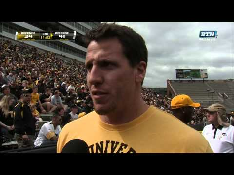 Chad Greenway Interview
