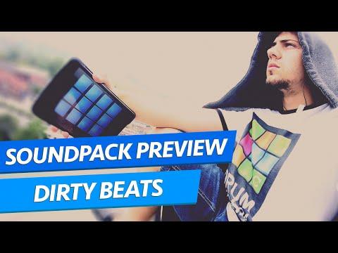 DIRTY BEATS - HIP HOP DRUM PADS 24