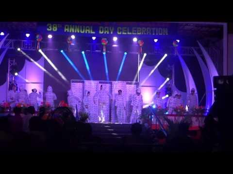 Concept choreography - Classical Jazz ballet and Bollywood fusion - Choreography by Divya Sitara