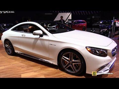 2015 Mercedes-Benz S65 AMG Coupe V12 Biturbo – Exterior, Interior Walkaround – 2015 NY Auto Show
